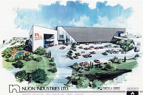 Nuon Industries, Albany